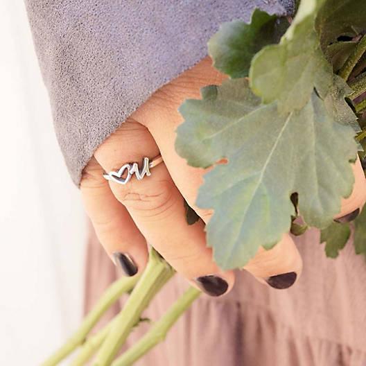 View Larger Image of Love U Ring