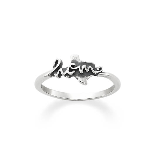 "View Larger Image of Texas is ""Home"" Ring"