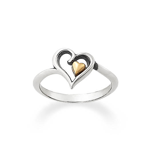 View Larger Image of Delicate Joy of My Heart Ring