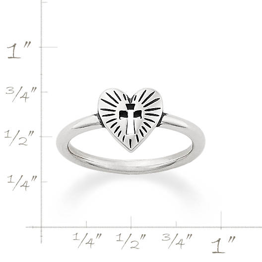 View Larger Image of Radiant Faith Ring