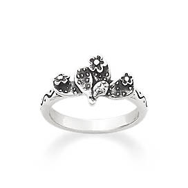Prickly Pear Cactus Ring