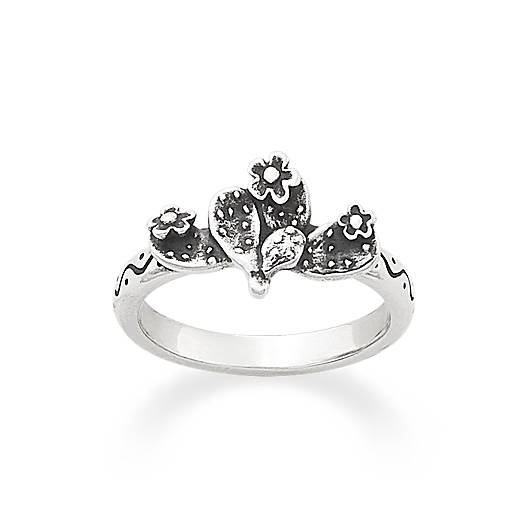View Larger Image of Prickly Pear Cactus Ring