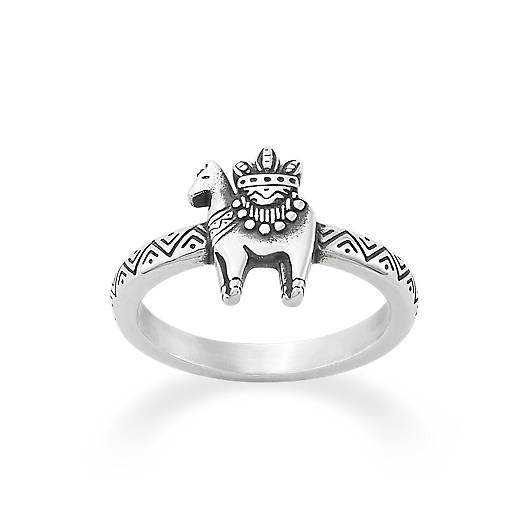 View Larger Image of Llama Ring