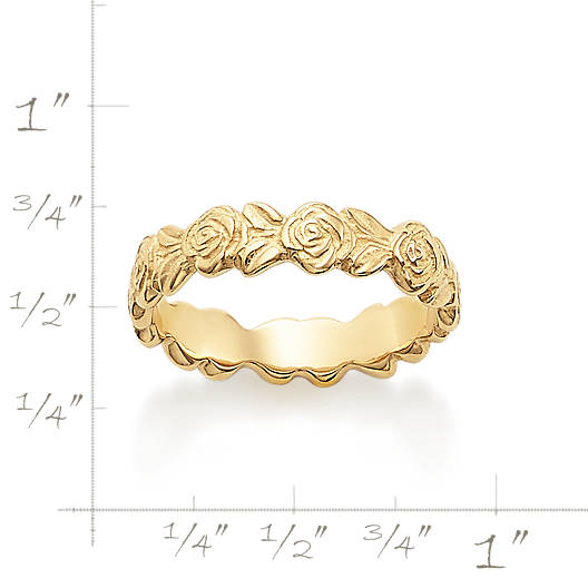 View Larger Image of Rose Ring