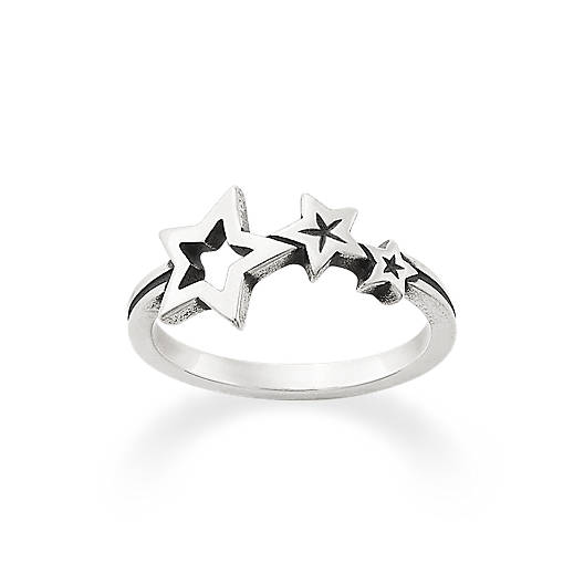 View Larger Image of Twinkling Stars Ring