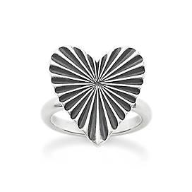 Ava Heart Ring