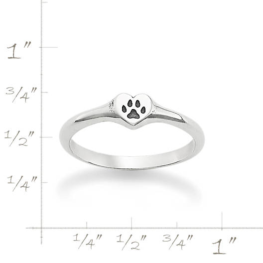 View Larger Image of Love My Pet Ring