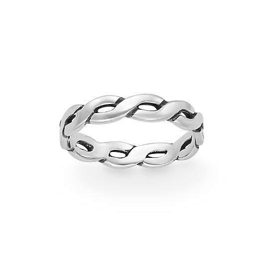 View Larger Image of Twisted Wire Ring