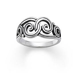Gentle Wave Ring