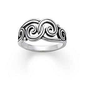 Gentle Wave Ring