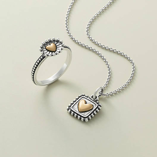 View Larger Image of Radiant Heart Ring