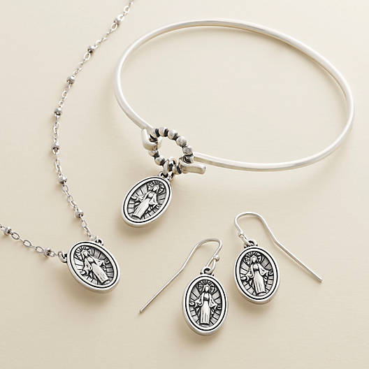 View Larger Image of Virgin Mary Necklace