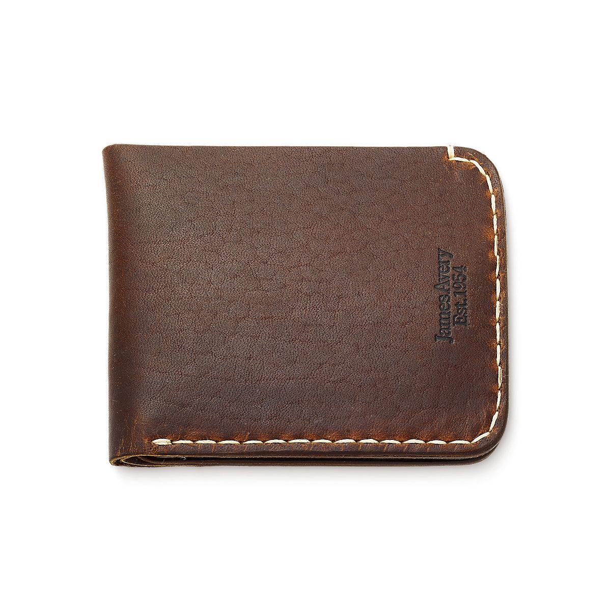 ca3da28d736 Bi-Fold Leather Wallet - James Avery