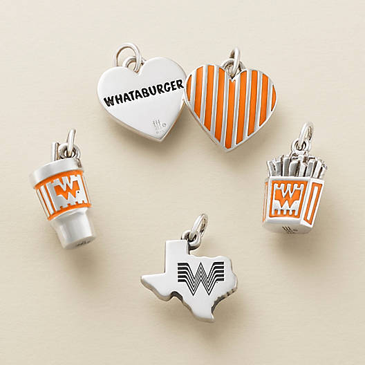 View Larger Image of Enamel Whataburger® Cup Charm